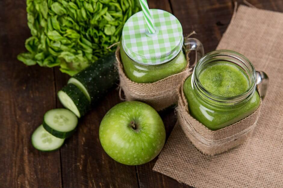 The magic of the green smoothie